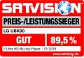 Bild 2 von LG 4k/HDR-BluRay-Player UBK-90 HOT DEALZ